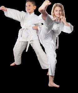 karate en famille